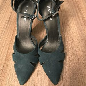 NWT shoemint for Nine West heels